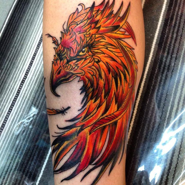 Http Tattoonewmexico Org Phoenix Arm Tattoos By