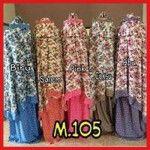 Mukena Muslim Terbaru Murah M105