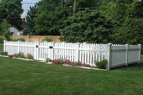 The 25 Best White Vinyl Fence Ideas On Pinterest White