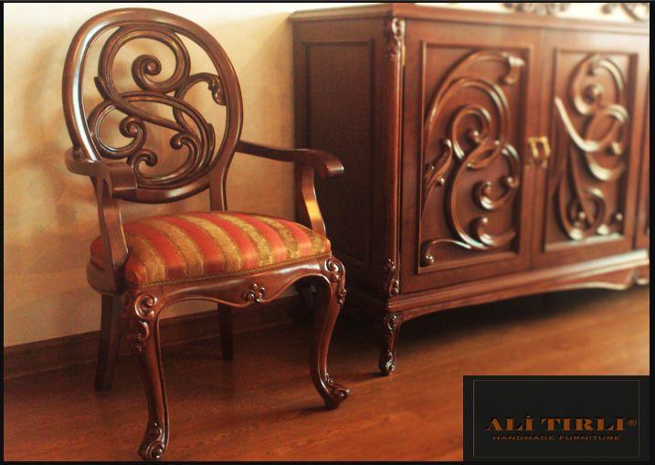 Siz hayal edin...Mekâna yakışanı tasarlayalım... @alitirli #alitirli #architecture #homedecor #mimar #yemekmasasi #livingroomdecor #yemektakimi #home #bursa #icmimar #izmir #fabric #homeinterior #interiors #classic #furniture #modoko #design #mobilya #perde #armchair #chair #holiday #istanbul #decorative #masko #luxury #interiordesign #kumas #sandalye