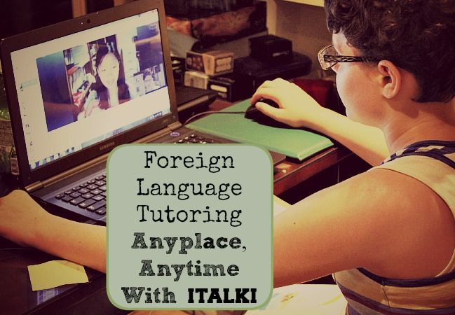 italki provides a language learning community perfect for #homeschool  Almost every language is represented - we are currently learning #Korean