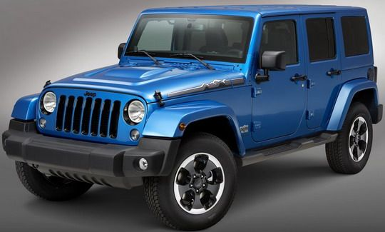 Jeep Wrangler Polar - saw this on the X games today...I desperately want one!!!