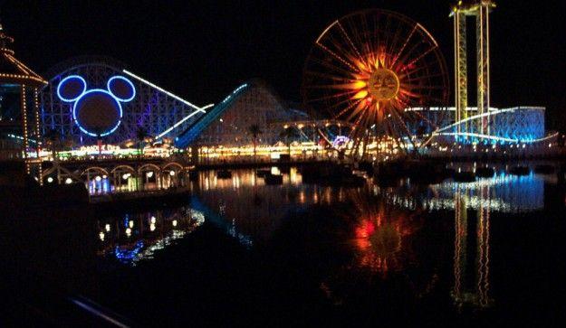 Los secretos de Disneyland