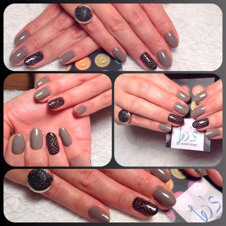 #nails #seethrough#nailart
