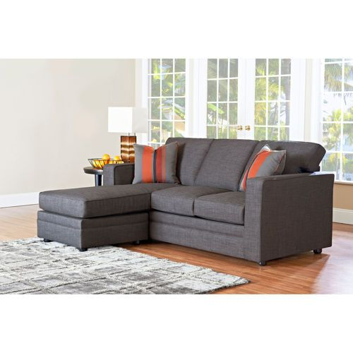 Costco Sleeper Sectional Sofa. I like this one!