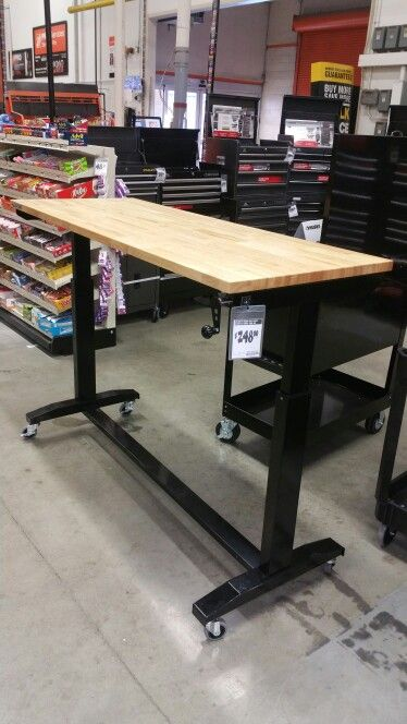 Stand Up Desk Home Depot Office Diy Standing Treadmill