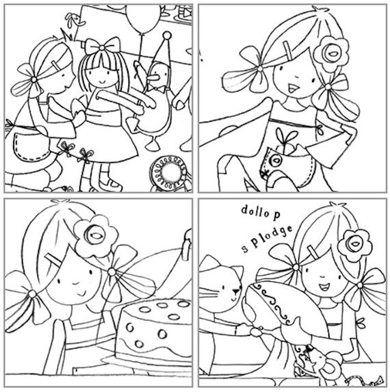Emily Button Colouring Sheets http://www.emilybutton.co.uk/News/