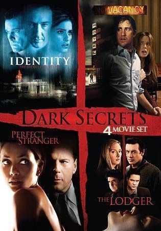 Dark Secrets: Four Movie Collection DVD FREE SHIPPING!!