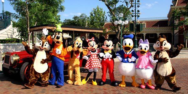 Hong Kong Disneyland Tour Package - 4 Days