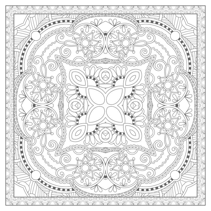 12 Best Images About Adult Coloring Therapy For Stress Relief On Pinterest