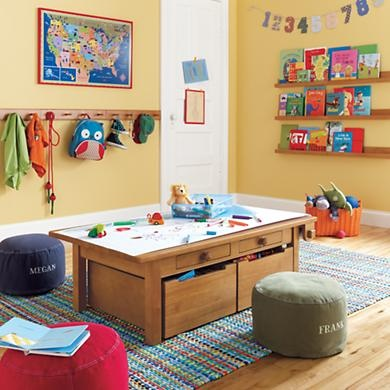 Kids' Play Tables: Play Table, Kids Stuff, Playrooms, Activity Tables, Playroom Ideas, Kids Rooms