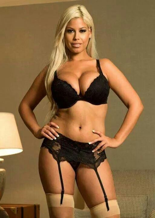 Gorgeous blonde porn