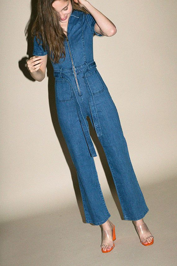 cbc27737b5cd Rachel Antonoff - True Blue Sal Jumpsuit