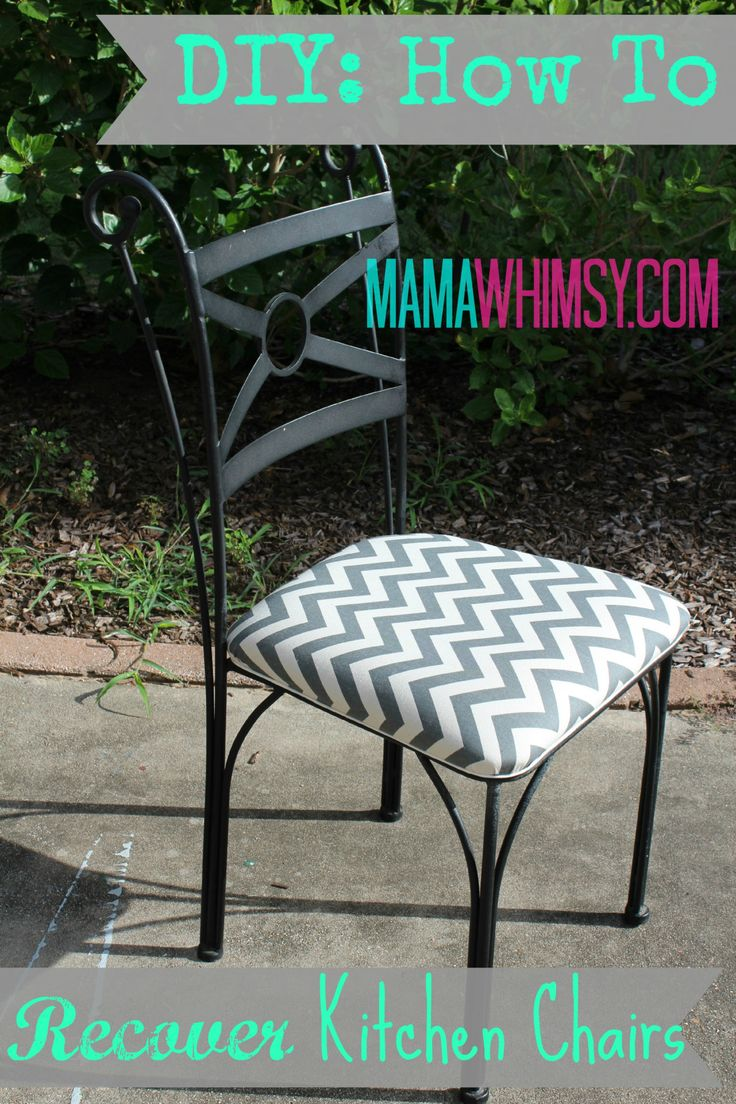 Best 25+ Kitchen chair makeover ideas only on Pinterest ...