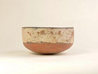Cuenco de cerámica, cultura Diaguita