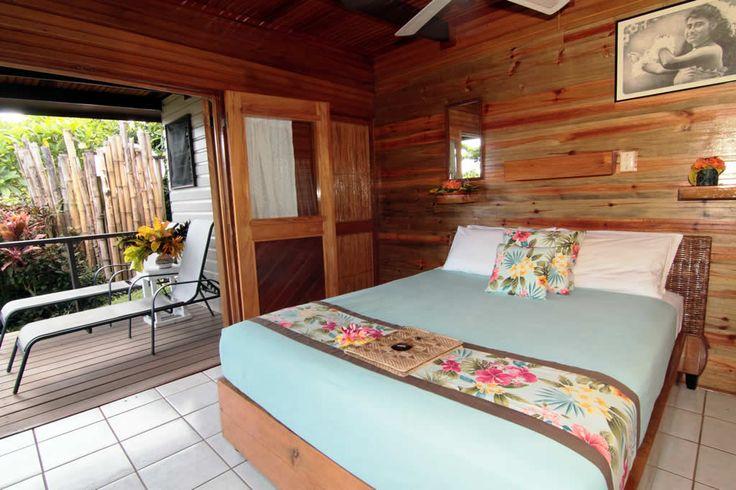 Coconut Grove Beachfront Resort, Taveuni, Fiji