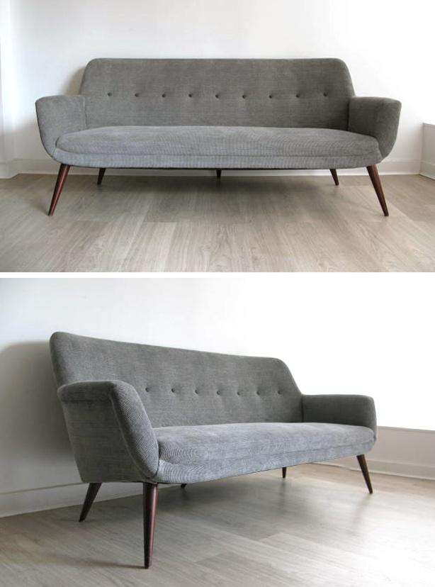 Danish retro sofa. Want.