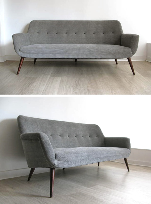 Danish retro sofa. Want.