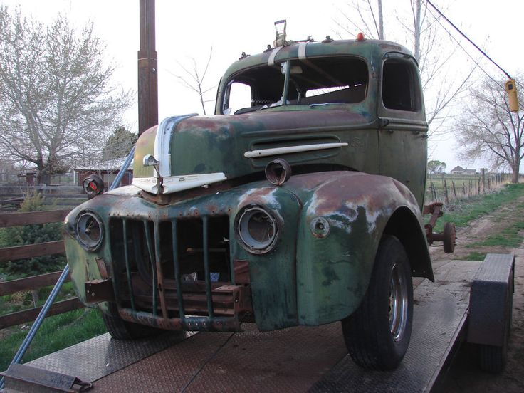 1947 48 49 50 51 52 Ford Pickup Truck Vintage hot rod rat rod project vehicle in eBay Motors, Parts & Accessories, Salvage Parts Cars | eBay