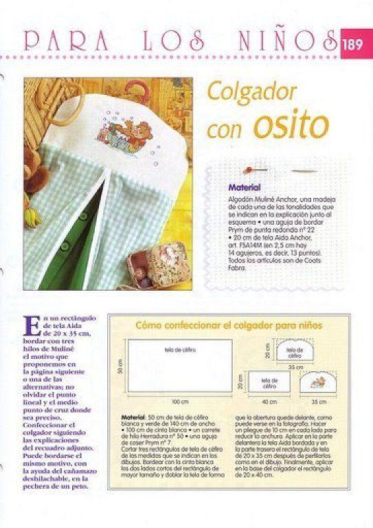 SOLO ROPITA DE BEBE EN PUNTO, GANCHILLO Y TELA (pág. 38) | Aprender manualidades es facilisimo.com