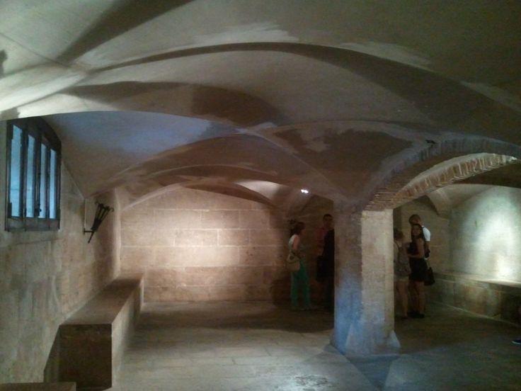 Llotja de la seda. Ruta Camins Medievals. Valencia. CaminArt