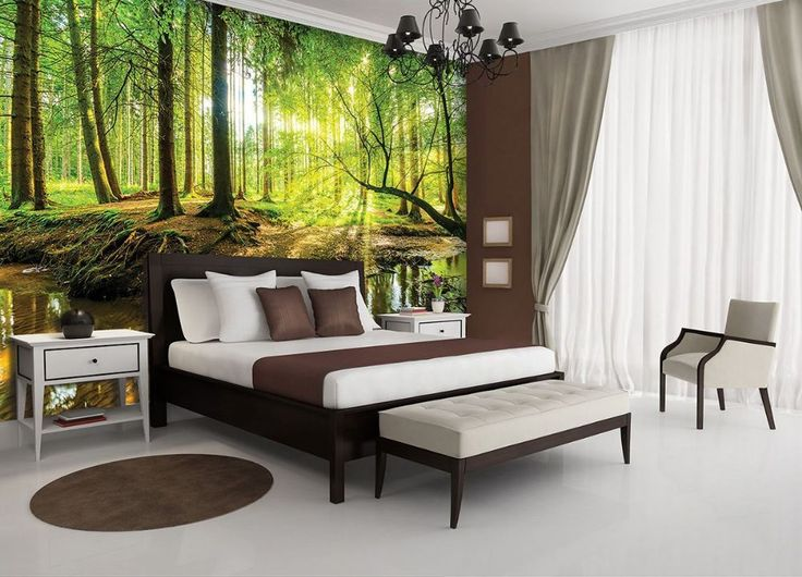 Wall Mural Photo Wallpapers For Bedroom U0026 Living Rooms. Green Forest View  And Many More Part 89