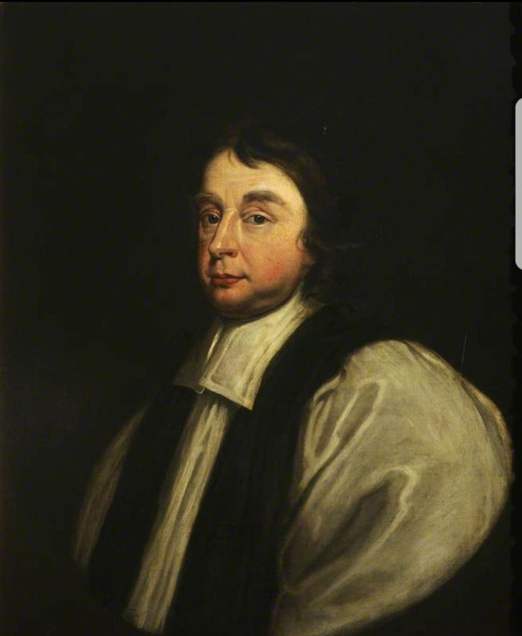 Thomas White (1628-1698) Educated at St John's College, Cambridge.  Later Vicar of Mary Magdalene Church in Newark 1660-1666. Bishop of Peterborough in 1685.