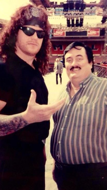 Undertaker & Paul Bearer