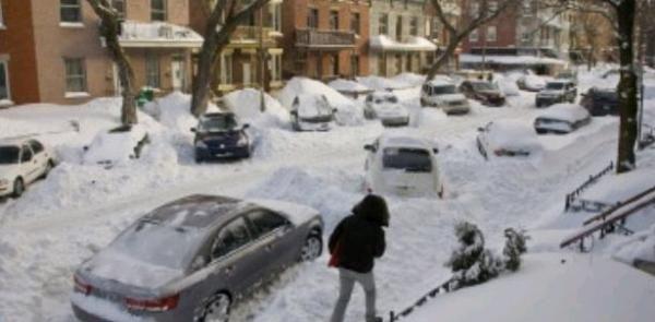 Turki Dihantam Badai Salju, Lalu Lintas Terganggu