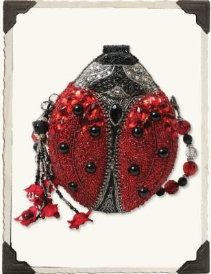 and online store mary frances ladybug purse  Just pretty little things
