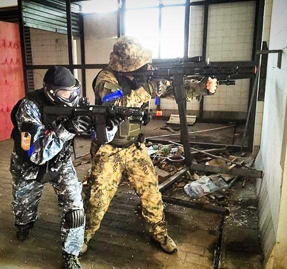 From @terminusbattlefield  #airsoft #airsoftinternational #airsoftbrasil #airsoftsports #ares #hk #g36 #m4 #honeybadger  #cybergun #m1014 #benelli #fnherstal #p90 #echo1usa #remington700 #m28 #classicarmyusa #springfield #m14 #mk14 #army #kimber #r28 #m1911 #pistol #shotgun #rifle #dmr #sniper