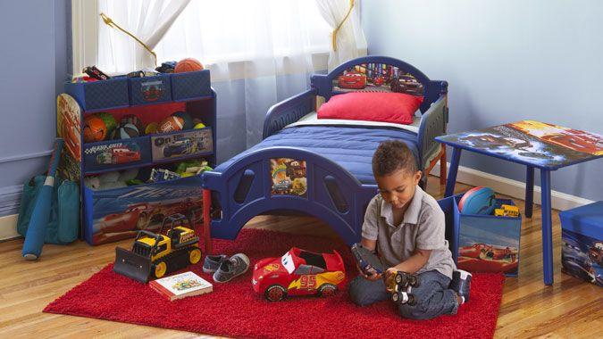 Delta Children Disney Pixar Cars Collection #Cars #Disney #Pixar #bedroom #toddler
