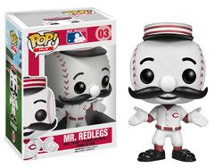 POP! MLB 03: MR. REDLEGS (CINCINNATI REDS)