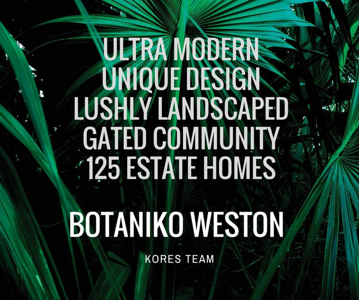 1000+ images about Botaniko Weston on Pinterest | Robins ...