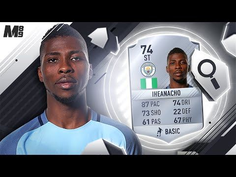 http://www.fifa-planet.com/fifa-ultimate-team/fifa-17-iheanacho-review-74-iheanacho-fifa-17-ultimate-team-player-review/ - FIFA 17 IHEANACHO REVIEW | 74 IHEANACHO | FIFA 17 ULTIMATE TEAM PLAYER REVIEW  FIFA 17 Iheanacho Review – FIFA 17 74 Iheanacho Player Review. Lets smash 1,000+ likes on this FIFA 17 Iheanacho Review! Cheap MSP/PSN and Game Codes: https://www.g2a.com/r/marshall89hd Use 'M89' for a discount!  ►Subscribe for more FIFA 17: h... Cheap FIF