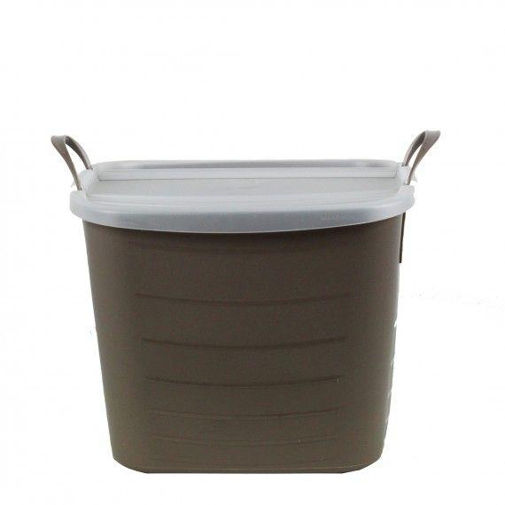 Les 25 meilleures id es de la cat gorie bac de rangement plastique sur pinter - Bac de rangement ikea ...