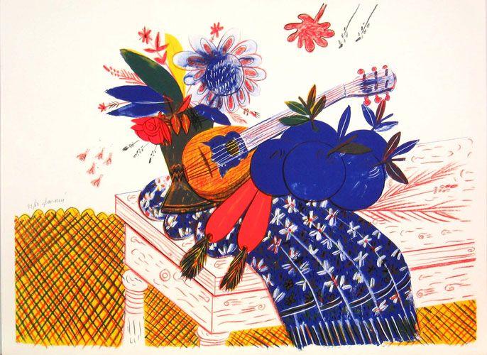 Alexandre Fassianos Art for Sale