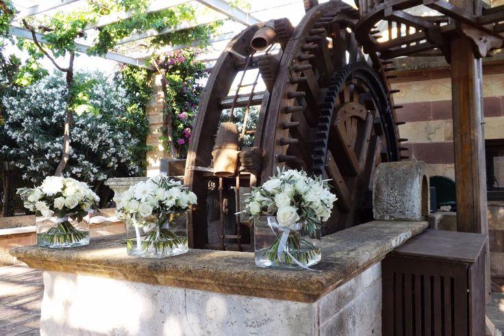 Weddings in Greece ~ Weddings in Greece - Sneak peak from Lindsey's and Steve wedding in Argentikon Chios
