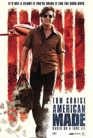 Barry Seal: Trafic în stil American (2017) – American Made (2017), filme online HD