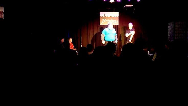 Under the Boardwalk Improv Show at Broadway Comedy Club NYC