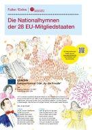 Die Nationalhymnen der 28 EU-Mitgliedstaaten falter extra (© bpb)