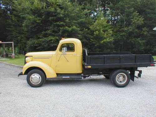 1940 chevrolet flatbed truck