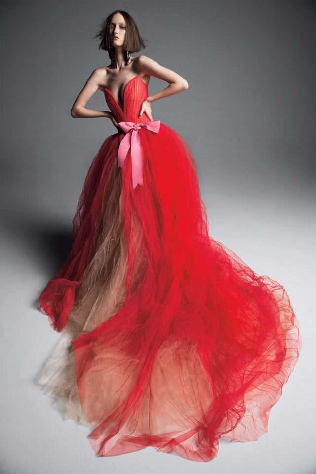 2c10721b03 Vestiti da sposa colorati 2019 | The bride of dreams | Abiti da ...