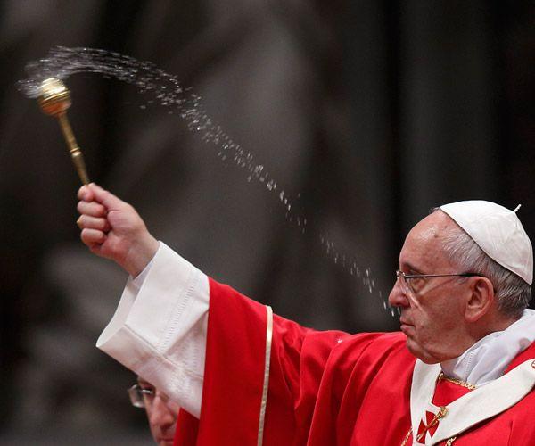 pentecost news