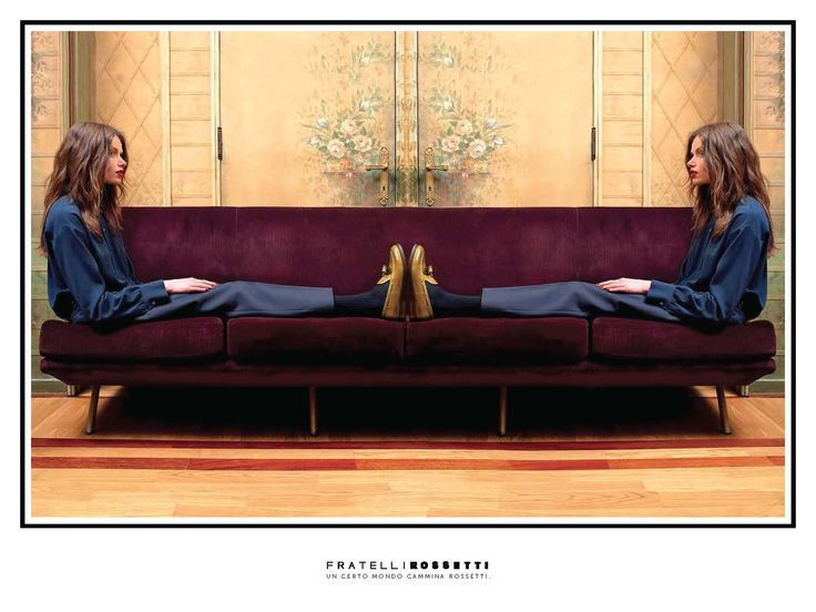 Fratelli Rossetti Advertising Campaign Winter 2014