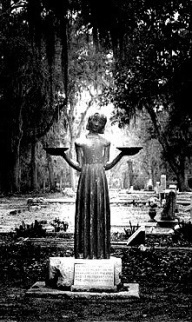 "Bonaventure Cemetery ""Bird Girl"" Savannah, Ga"