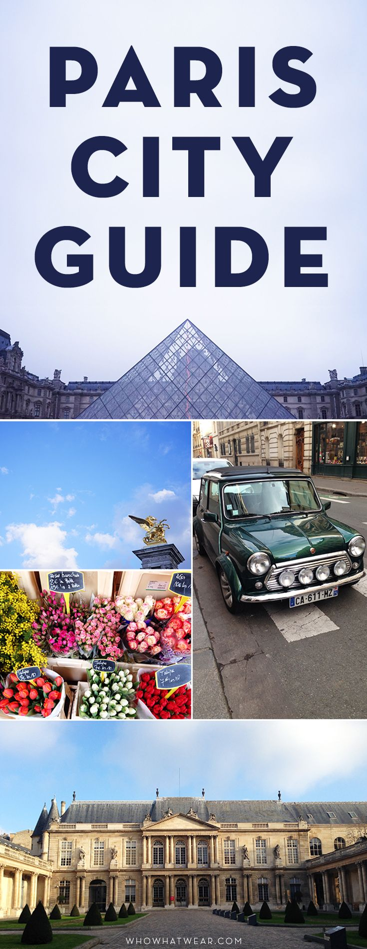 The cool-girl's guide on where to eat, shop, and party in the Paris. // city guides