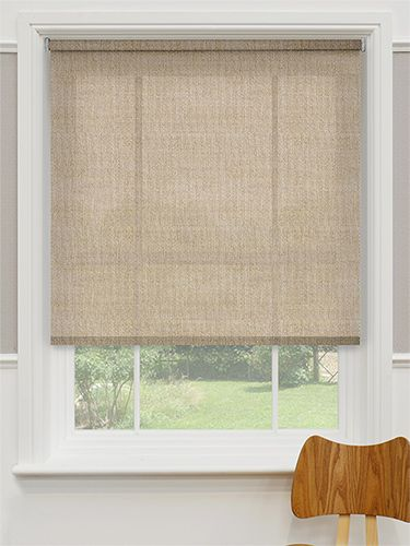 Panama Linen Roller Blind Window Treatments Roller