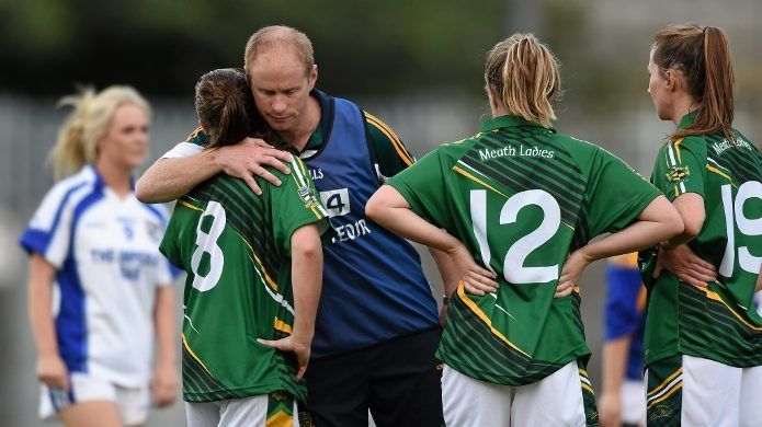 Ladies Gaa which I love to play!! It's great!!