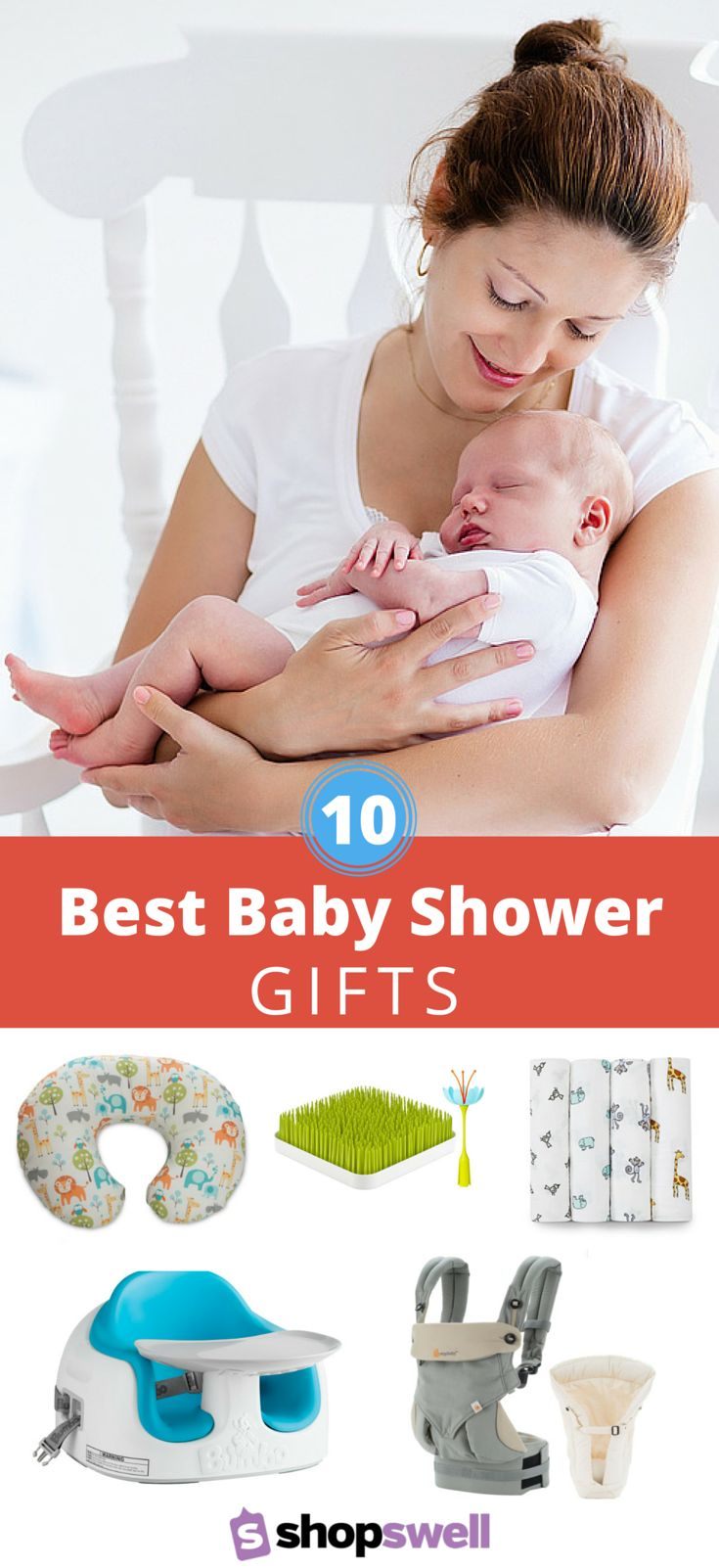 These Are 10 Of The Top Baby Shower Gifts New Moms Have Loved To Receive And